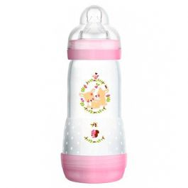 Mamadeira Mam. easy star rosa 320 mL Ref.48869